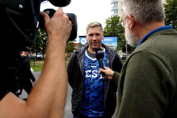 Eesti Korvpalliliidu, Utilitase ja Maailmakoristuspäeva ühine pressikonverents. Fotod: Siim Semiskar.