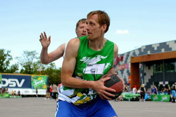 Spordist läbi imbunud perekonna pea Egon Kotsar tunneb laste üle uhkust