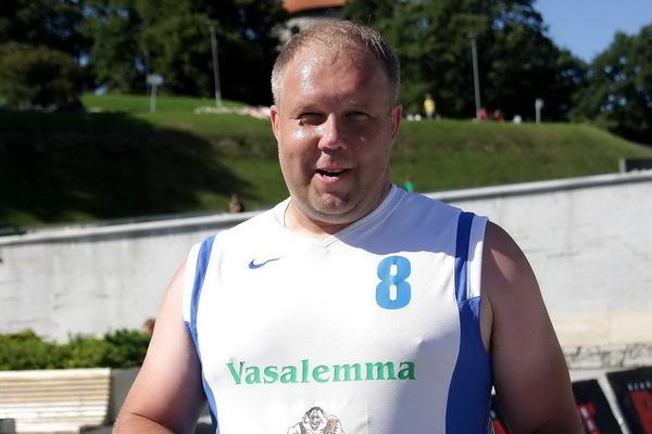 Mitmel rindel rabav Peep Pahv: treeneritöö on pannud mind sporti paremini mõistma