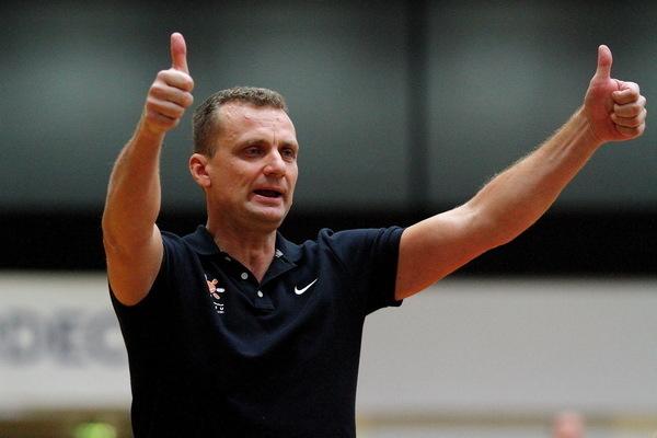 Pärnu korvpalli taaselustanud Mait Käbin: kõiki poisse tuleks treenida tundega, et nad jõuavad NBA drafti