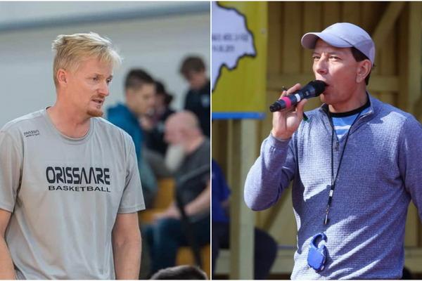 Mati ja Mati ehk kuidas läheb Saaremaa ja Hiiumaa korvpallil?