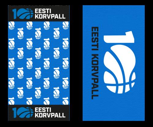Eesti Korvpall 100 saunarätik